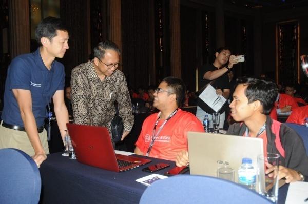 Roadshow BCA Finhacks 2019 di Jakarta