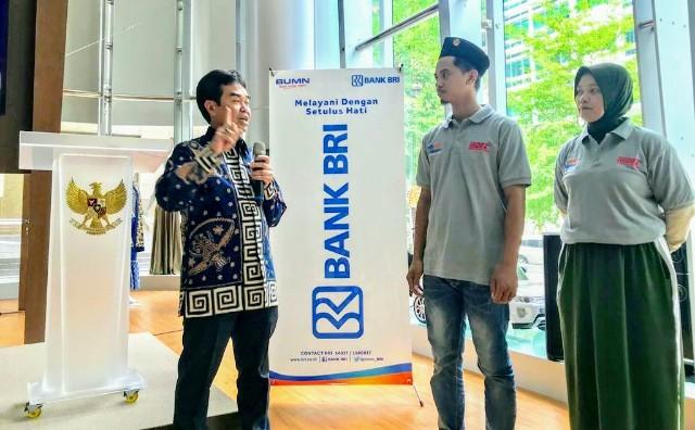 BRI bersama BI dan KDEI Gelar Literasi untuk Pekerja Migran di Taiwan