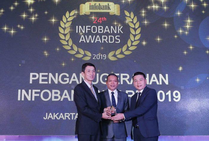 12 Bank Berhasil Raih Infobank Special Awards 2019