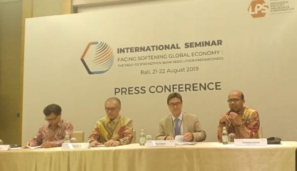 Indonesia Undang LPS Sedunia Simulasi Hadapi Krisis