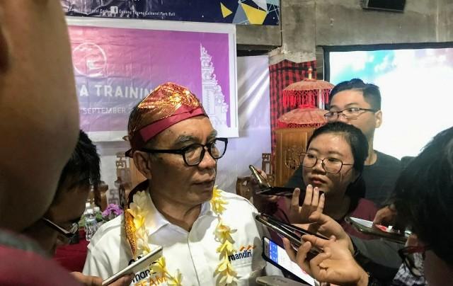 Dorong Sektor Pariwisata, Bank Mandiri Salurkan KUR Rp2,48 triliun