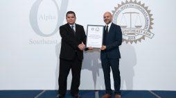 Semen Indonesia Raih Tiga Penghargaan dari Alpha Southeast Asia