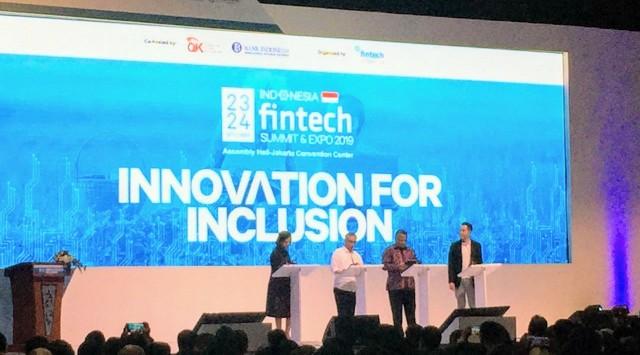 Fintech Summit 2019, Tingkatkan Inovasi untuk Inklusi Keuangan