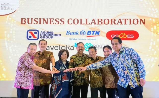 Kolaborasi BTN dan APL Tawarkan Bunga KPR 5%