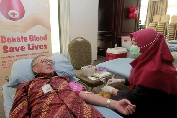 Donor Darah LPS