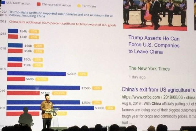 Luhut Optimis Ekonomi RI Masuk 5 Besar Dunia pada 2045