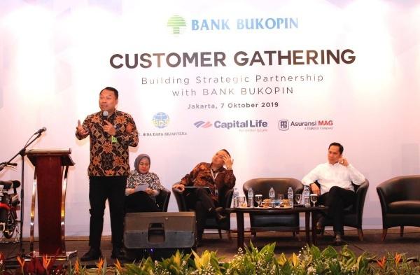 Bukopin Gelar Customer Gathering untuk Nasabah KPR