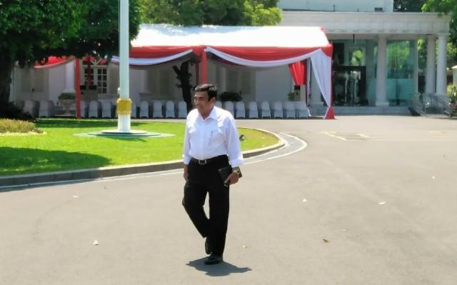 Erick Tohir dan 22 Nama yang Sudah Dipanggil Jokowi