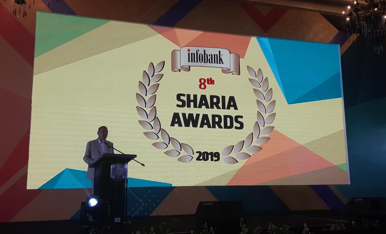 "98 Institusi Keuangan Syariah Raih ""Infobank Sharia Institution Awards 2019"""