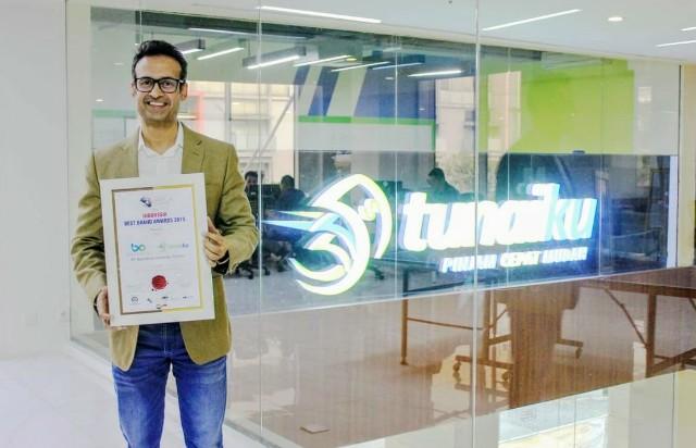 Tunaiku Raih Indonesia Best Brand Awards 2019 | Infobanknews