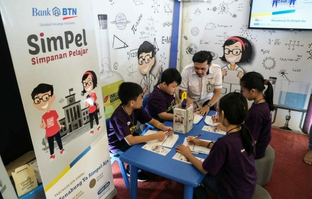 BTN Incar Dana Ritel dari Tabungan SimPel Tembus Rp76 miliar
