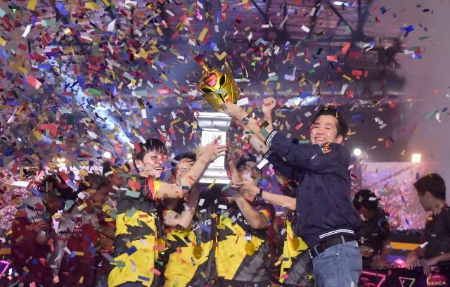 UniPin SEACA 2019 Lahirkan 7 Tim Tanding di Turnamen Dunia