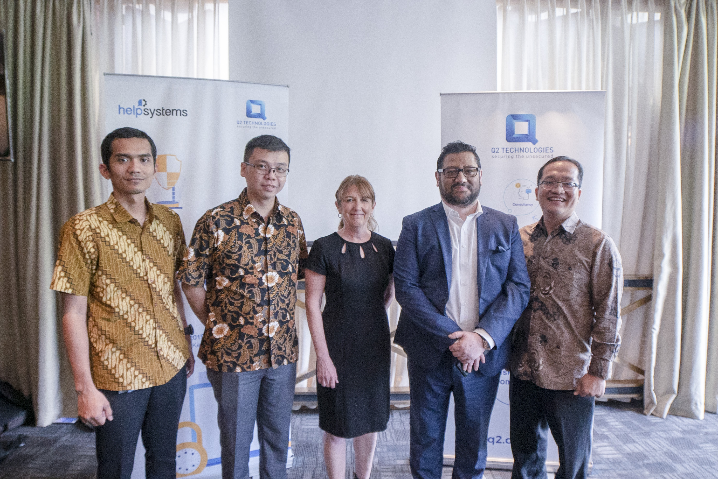 "Q2 Technologies dan HelpSystems Selenggarakan ""IBM i User Forum"""