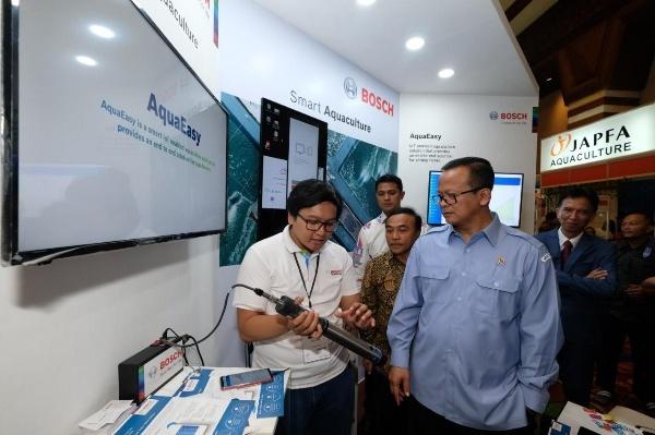 Bosch Tawarkan Solusi Smart Aquaculture