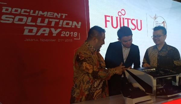 Perkuat Market Share, Fujitsu Tambah Line Up Scanner
