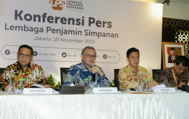 LPS: Pertumbuhan Kredit Akan Tertahan Perlambatan Ekonomi