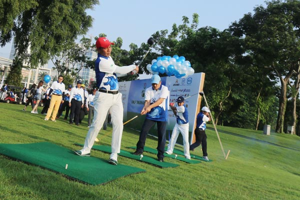 Alumni Brawijaya Helat Turnamen Golf