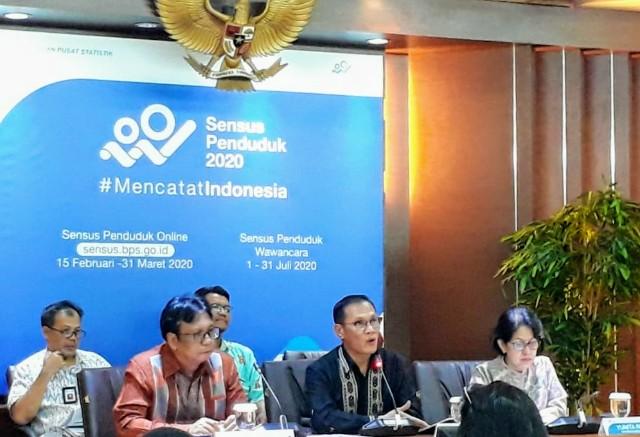 Neraca Dagang RI Defisit US$30 Juta di Desember 2019