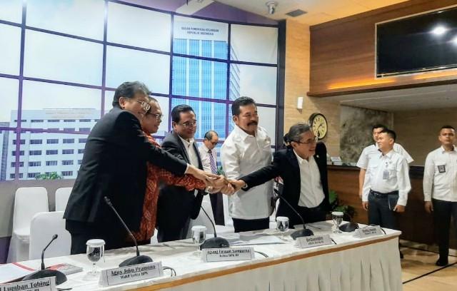 BPK-Kejagung Janji Bongkar Tersangka Kasus Jiwasraya Dalam 2 Bulan