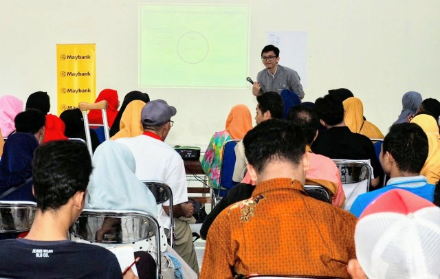 Maybank Indonesia Laksanakan RISE 2.0