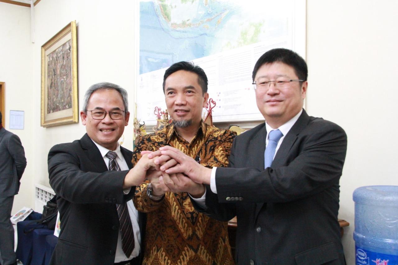 PTPP Tandatangani Kontrak Pembangunan   Smelter Grade Alumina Refinery