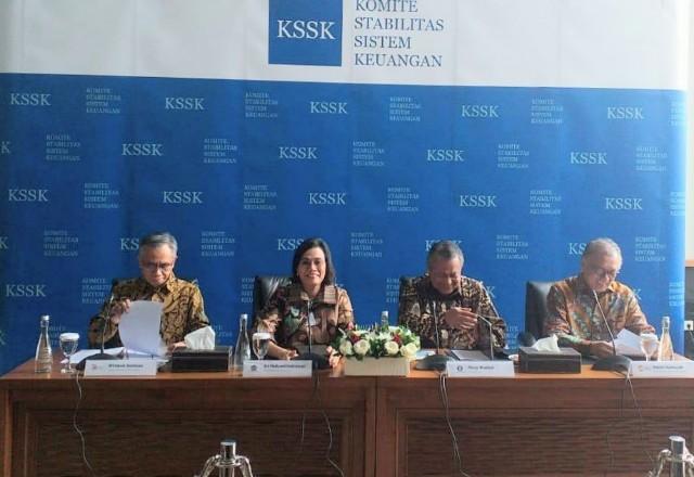 Ada Kasus Jiwasraya hingga Asabri, KSSK Klaim Stabilitas Keuangan Terjaga