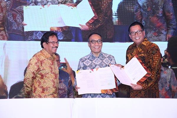 Kerjasama Mandiri dan Kementrian ATR/BPN