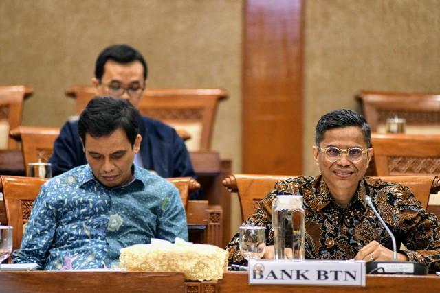 Dukung Pemulihan Sektor Riil, BTN Siap Ekspansi Kredit