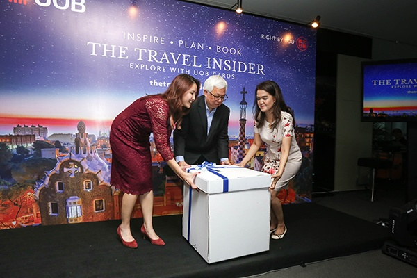 UOB Indonesia Meluncurkan The Travel Insider