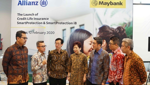 Kerja sama Maybank Indonesia & Allianz Life Indonesia
