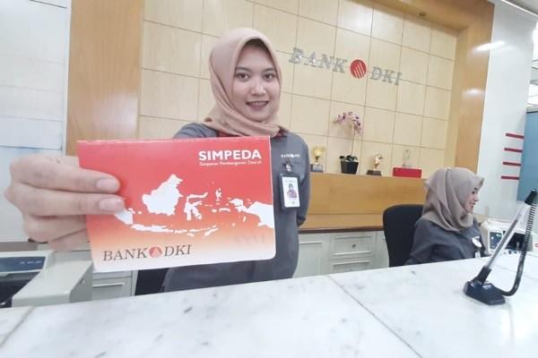 Tabungan Simpeda Bank DKI
