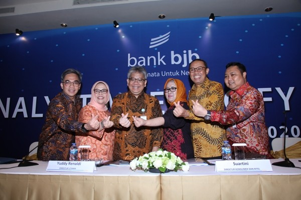Bank BJB Raih Laba Signifikan