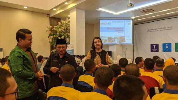 Generasi Muda Bekasi Ikuti Program Skilled Youth, IBL dan Citi Indonesia