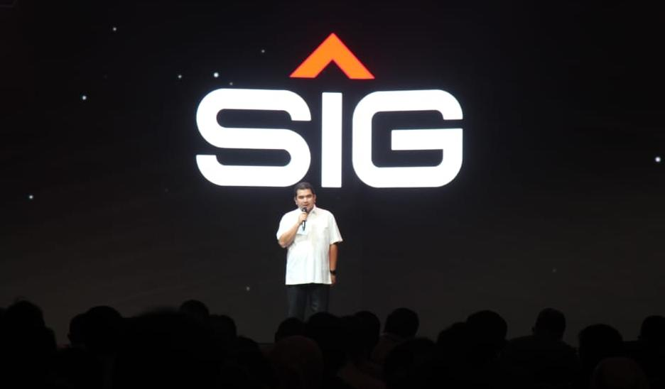 Semen Indonesia Rebranding Logo Baru jadi SIG