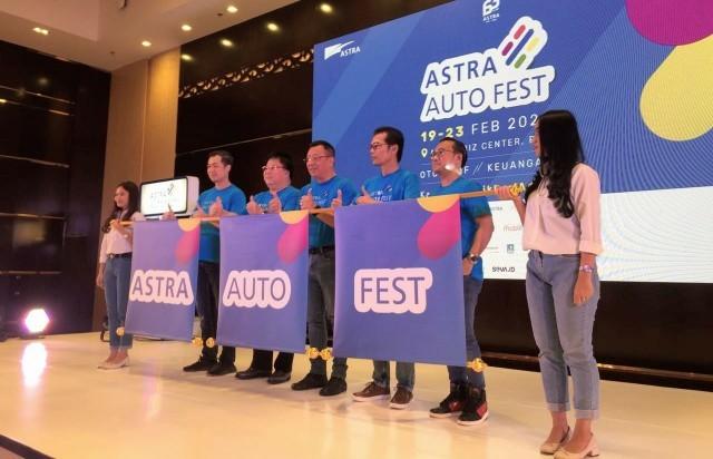 Astra Auto Fest 2020 Siap Digelar di 4 Kota