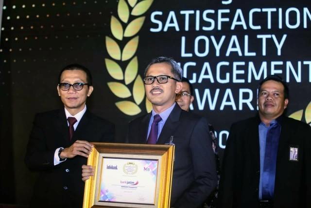 Bank Jatim Juara di Empat Aspek Penialian SLE 2020