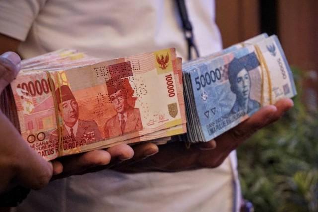 Selama Pandemi Peredaran Uang Palsu Turun 5%