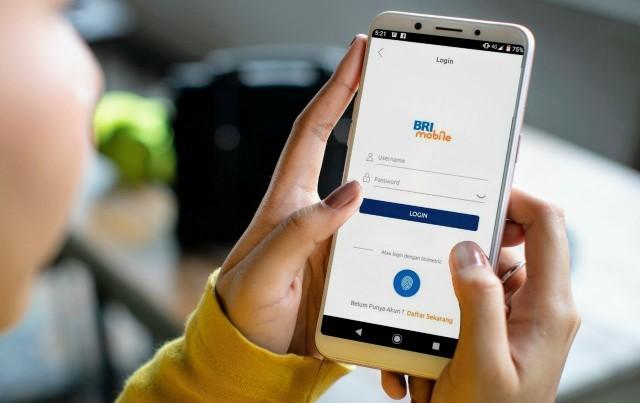 Dirumahaja, Transaksi Digital BRI Naik 38%