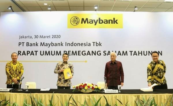 Laba Maybank Indonesia Anjlok Rp500 Miliar