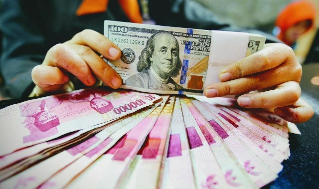 Rupiah Dibuka Menguat ke Level 14.105/US$