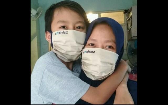 Group Gajah Tunggal Serahkan  500 Ribu Masker ke Pemprov DKI