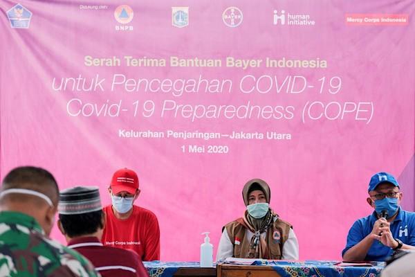Bayer Indonesia Kampanyekan Program Cegah Covid-19