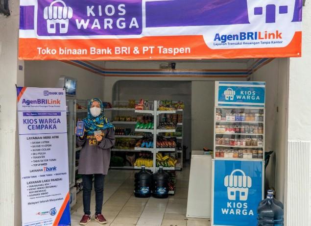 KIOS BRI Gandeng Taspen Luncurkan KIOS WARGA untuk Kesejahteraan ASN | Infobanknews