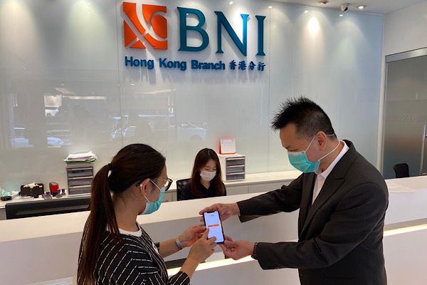 BNI Hongkong Fokus Jadi Trading Arm Pengusaha Indonesia