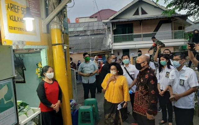BGR Logistics Dukung Bisnis UMKM Melalui Mitra Warung Pangan