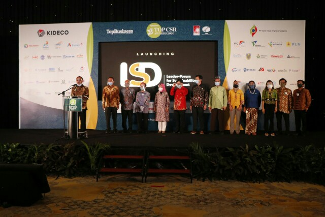 BRI Raih TOP CSR Award