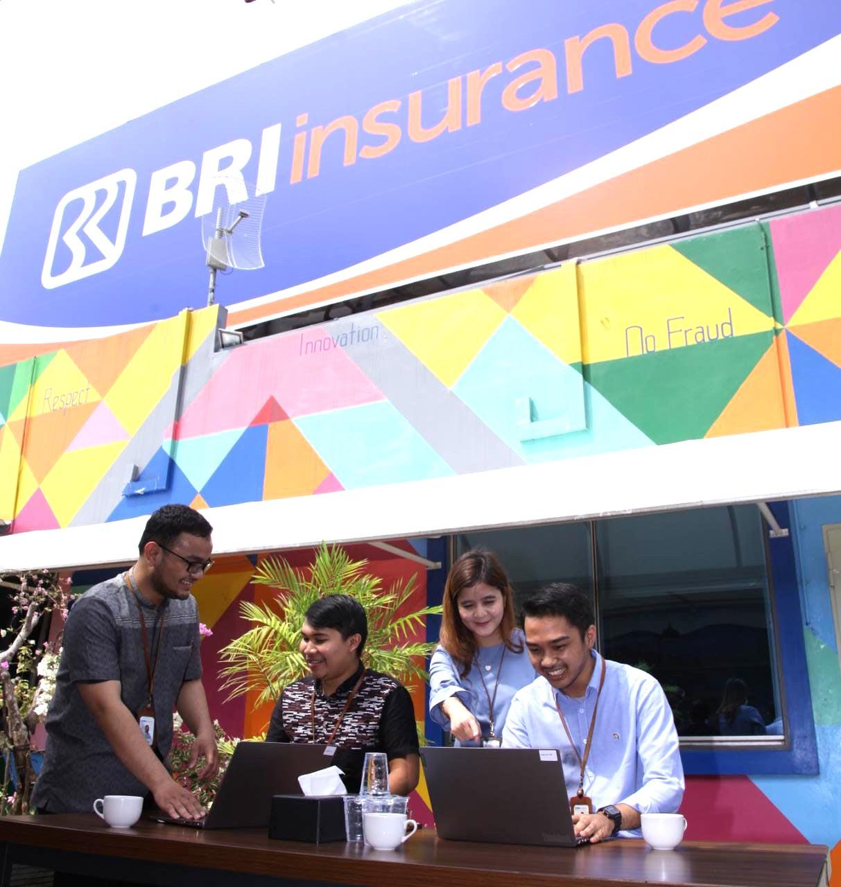 """Rating 105 Asuransi: BRI Insurance """"Sangat Bagus"""" dan Tetap Teratas"""