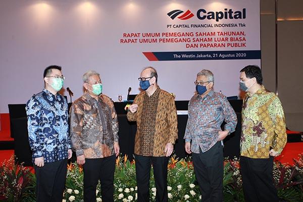Capital Financial Akan Terbitkan Obligasi