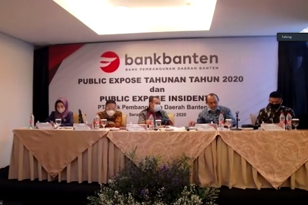 Bank Banten Siap Reverse Stock 10:1