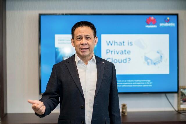 Anabatic dan Huawei Dorong Bank Tingkatkan Private Cloud